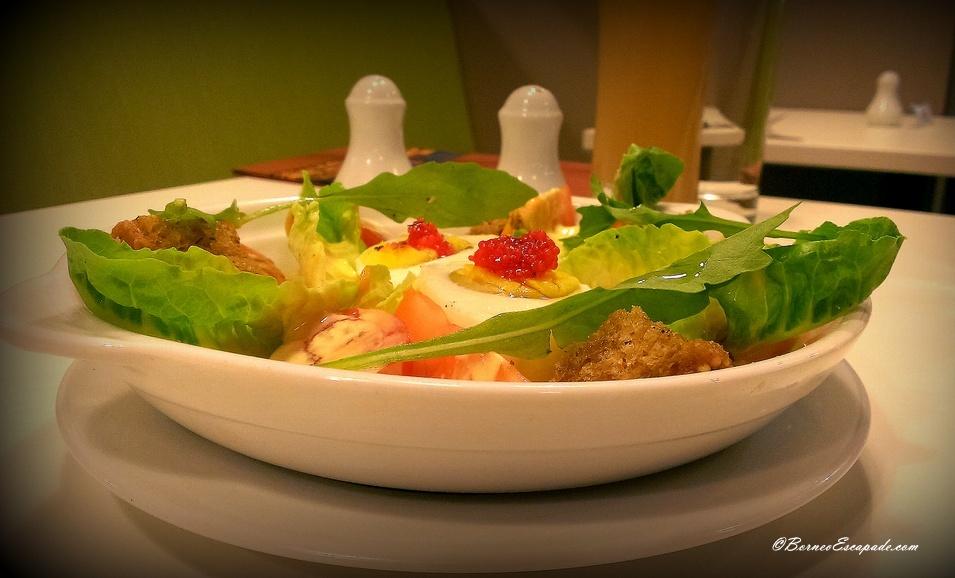 L'Atelier Ceasar Salad