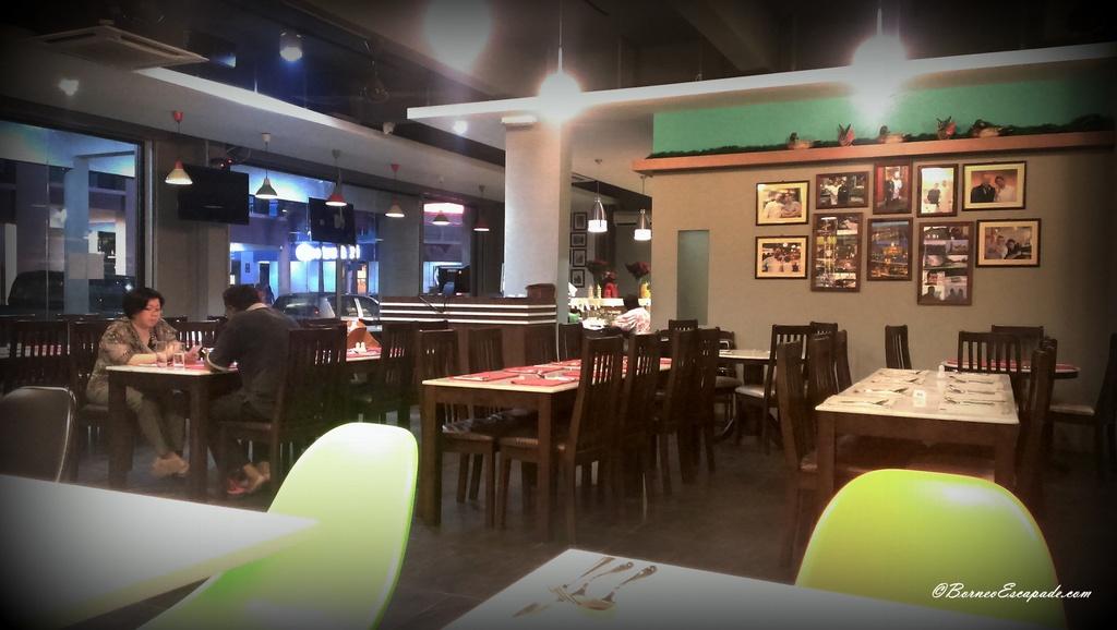 L'Atelier Restaurant Interior