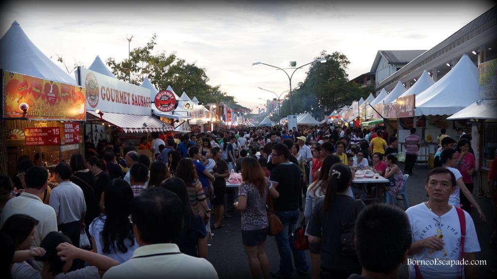 Kuching Food Fest 2014 01